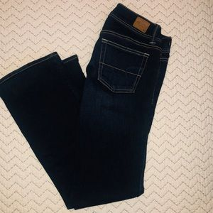 American Eagle Outfitters Pants - American Eagle slim boot stretch jeans. Size 6